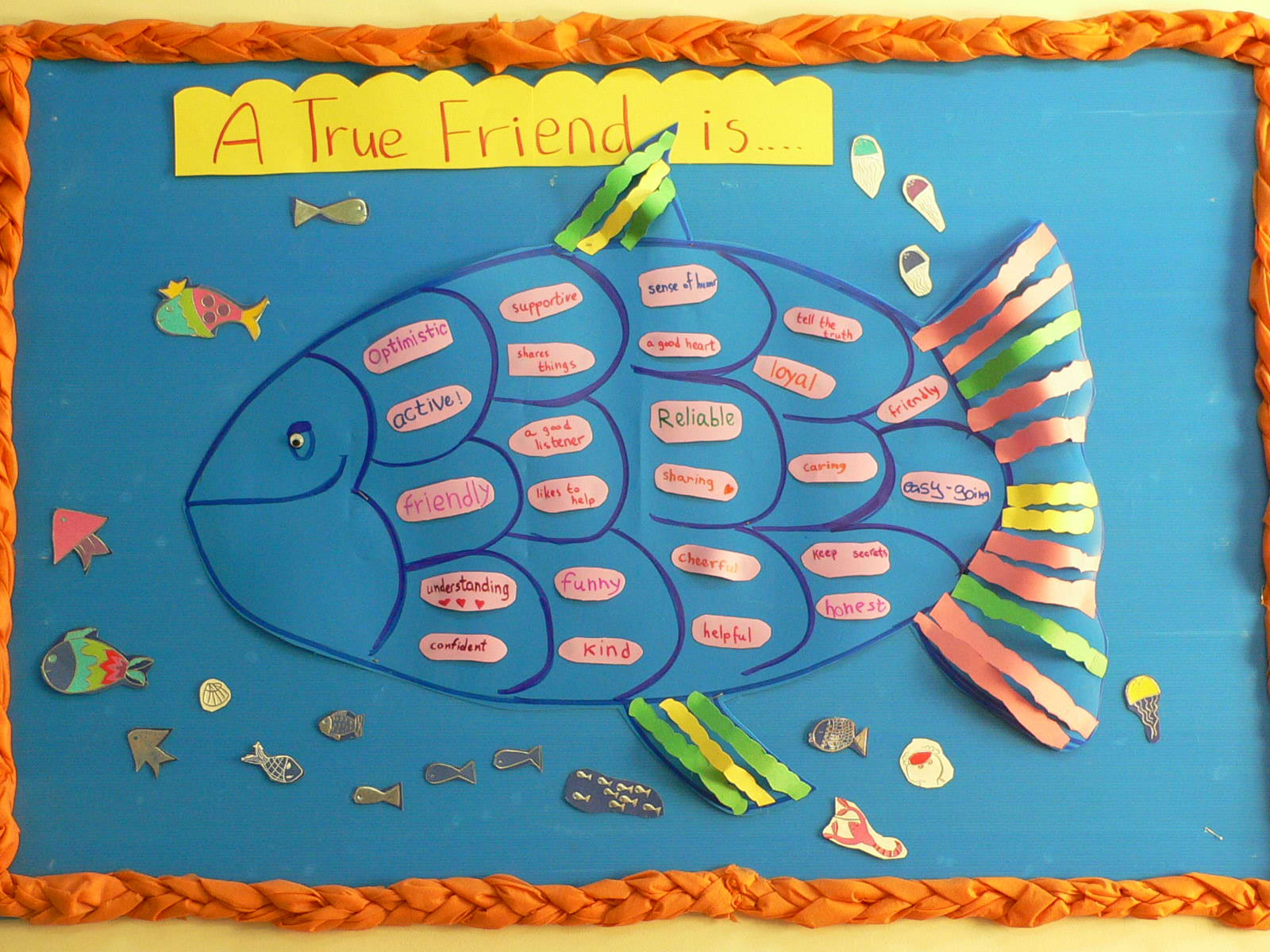 Pics Photos The Rainbow Fish Activities For Kids 2pac